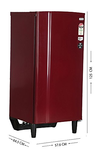 refrigerator price list. godrej 200 l 4 star direct-cool single door refrigerator (205 cw 4.2, price list o
