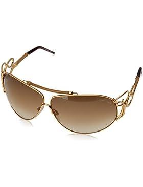 Roberto Cavalli RC850S, Gafas de Sol para Mujer, Gold, 70