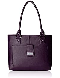 Fantosy Women's Handbag (Purple,Fnb-229)