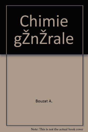 Chimie générale par St.S. Zumdhal