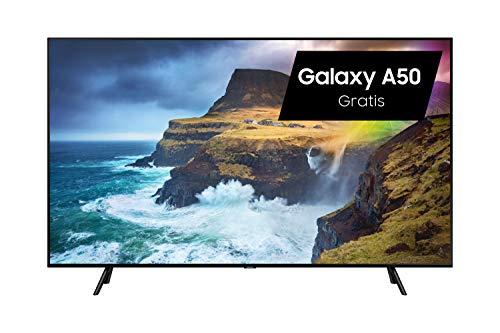 Abbildung Samsung GQ55Q70RGTXZG 138 cm (55 Zoll) Flat QLED TV Q70R (2019)