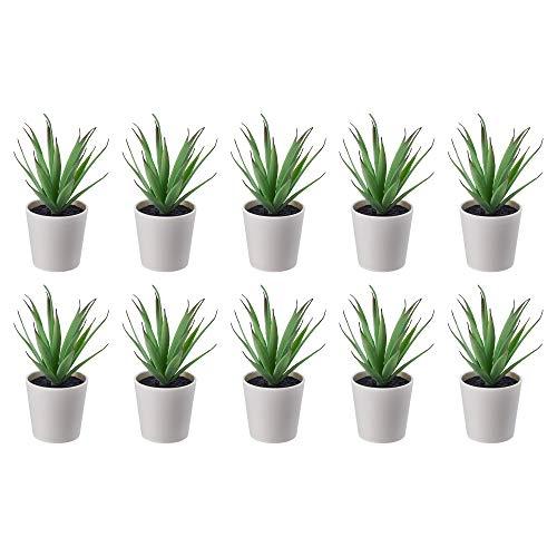 Ikea Pack 10 Plantas Artificiales