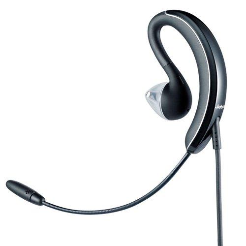Jabra UC Voice 250 Mono, kabelgebundenes  Behind-the-ear-Headset für den Anschluss über USB an PCs/Laptops Usb Monaural Pc Headset