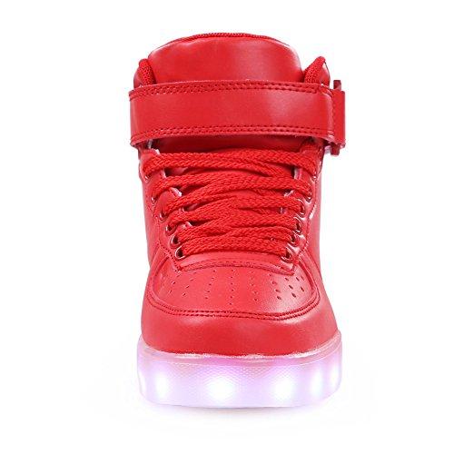 wholesale dealer f4978 4facd Schuhe Mit Led Sohle Leuchtschuhe Sportschuhe Blinkende ...
