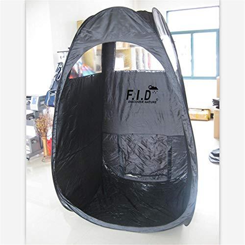 Automatische Inkjet (Strandzelt, Inkjet-Zelt, automatische Mobile Toilette, Angelzelt, Umkleidezelt, Badestrandzelt-A2_120 * 120 * 210cm)