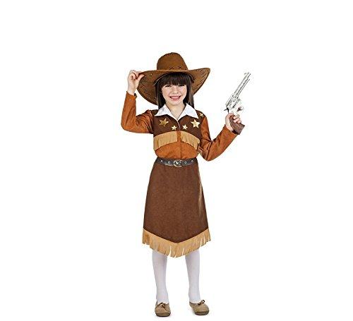 Kostüm Pistolera - Disfraz Vaquera Pistolera 10-12