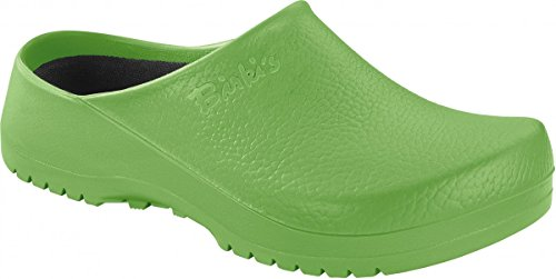 BIRKENSTOCK Professional Clog Super Birki Apple Green Gr. 35-48 068081, Größe + Weite:42 Normal -