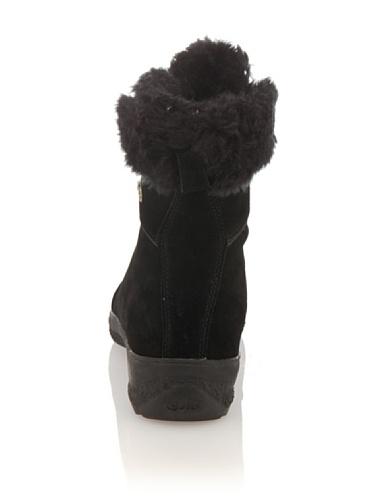 Kefas - Kalinka New 3223 - Bottes de neige Femme Noir