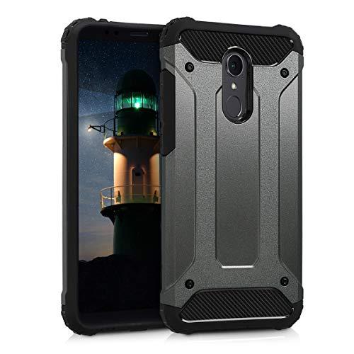 kwmobile 45742.73 Funda para teléfono móvil Antracita - Fundas para teléfonos móviles (Funda, Xiaomi, Redmi 5 Plus/Redmi Note 5 (China), Antracita)