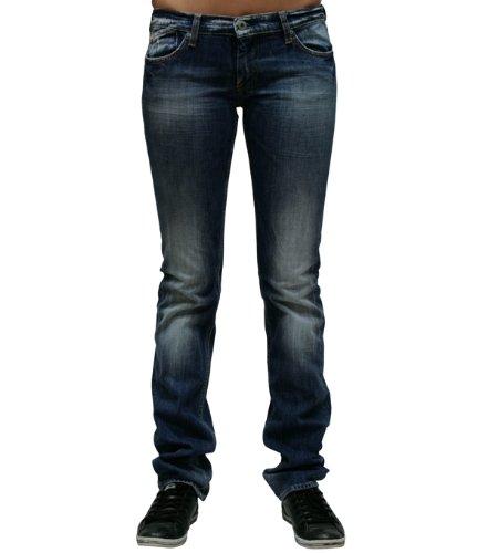Le Temp Des Cerises -  Jeans  - Donna blu W31