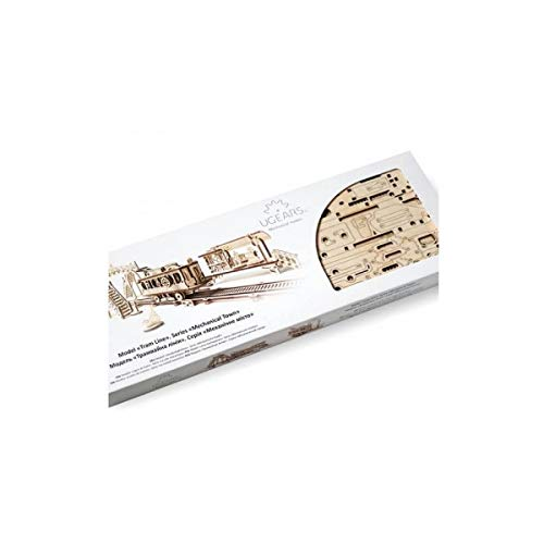 UGEARS Tram Line- Mechanical Model Construction Kit by -