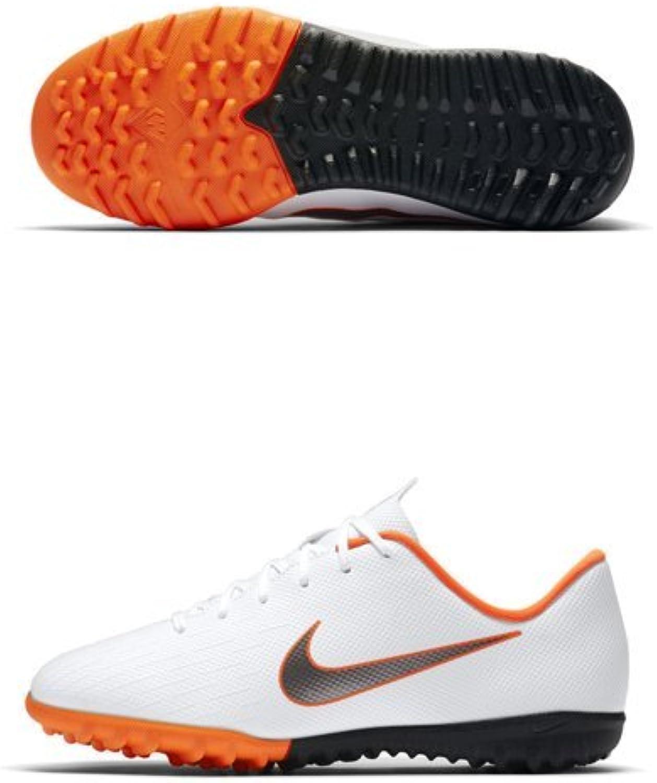 Nike Unisex Erwachsene Mercurial Vapor 12 Academy GS TF Jr AH Fußballschuhe