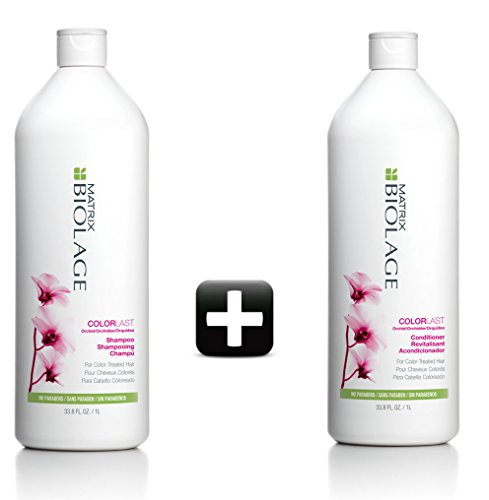 MATRIX BIOLAGE COLORLAST was Colortheraphie SHAMPOO 1000ml and CONDITIONER 1000ML SET by Biolage