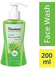 Himalaya Herbals Purifying Neem Face Wash, 200ml