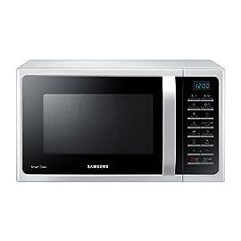 Samsung MC28H5015AW Forno Microonde Grill Combinato, 28 Litri, SmartOven, 900 W, Grill 1500 W, Bianco, 51.7 x 47.6 x 31…
