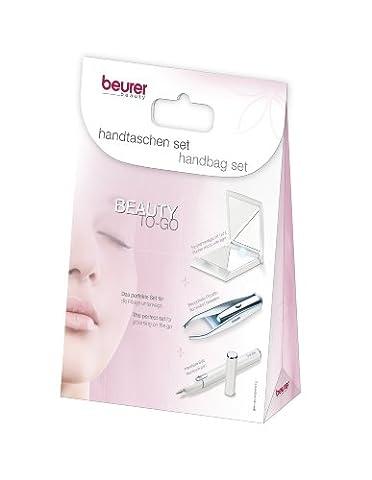 Beurer - Kit de Beauté - Sac à Main - BS 05 + HL 05 + MP 05