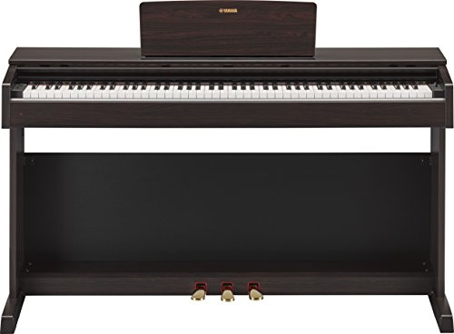 Yamaha Arius YDP-143B - Piano digital, color negro (Walnut Black)