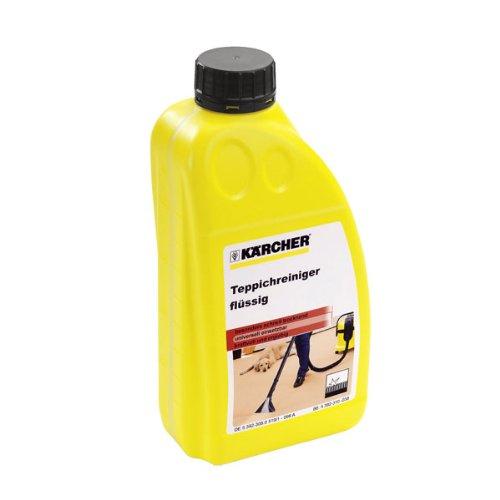 Kärcher 6.295-271.0, detergente per moquette e tappeti rm 519, 1 l [importato da germania]
