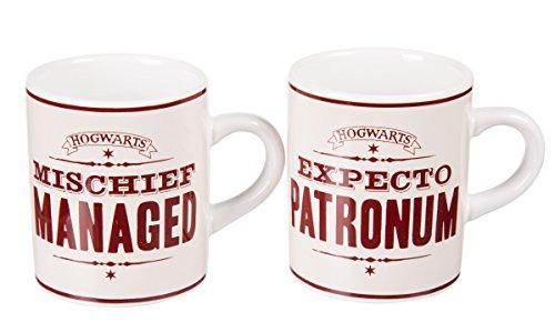 Set de 2 tasses Expresso Harry Potter