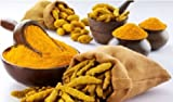 #9: Raintech'S Homemade Fresh Wild Turmeric Powder/Kasthuri Manjal Powder/Kasthuri Haldi Powder- 100 Gm
