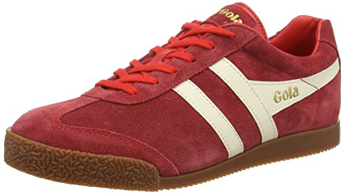 GolaHarrier - Scarpe Sportive Outdoor uomo , Rosso (Red (Red/Ecru)), 41