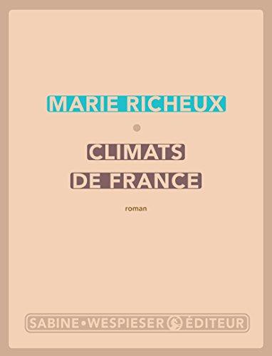 Climats de France (LITTERATURE)