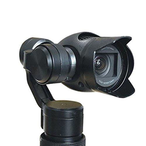 Flycoo Gegenlichtblende für DJI OSMO Gimbal Camera Lens Hood Sonnenblende Kompendium Objektiv Schutz Camera Lens Hood