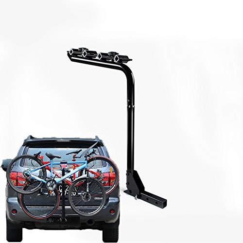 LYzpf Portabici Posteriore Auto Singolo Portabiciclette Bici Portaoggetti da Trasporto Portatile Esterno Sicurezz