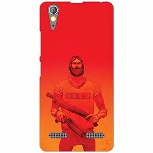 Printland Phone Cover For Lenovo A6000 Plus