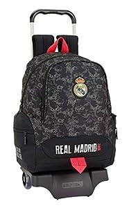 Real Madrid CF- Real Madrid Trolley, Color Negro (SAFTA 611924313)