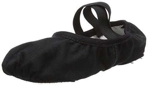 Stretch Canvas Ballet Shoe C Fit So Danca Girls Sd16 Wide