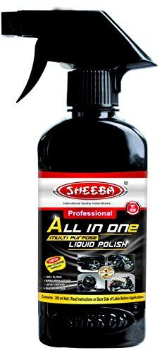 Sheeba All-In-One Multipurpose Polish