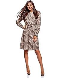 Suchergebnis auf Amazon.de für  Braun - Kleider   Damen  Bekleidung 2e5546e88b