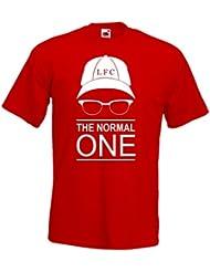 Camiseta de Klopp FUN Camiseta normal One tamaños de S hasta 5X l Fan Art Liverpool