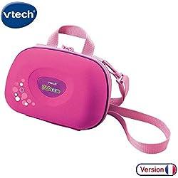 Vtech - 80-201853 - Jeu Electronique - Nouvelle Sacoche Kidizoom - Rose