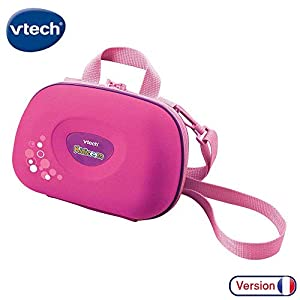 VTech - Bolsa Kidizoom, Cooltronic, Rosa (80-2018530)