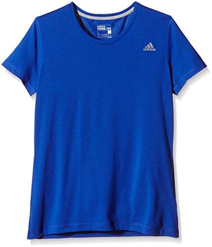 Adidas t-shirt prime tee pour femme Bleu - Bleu
