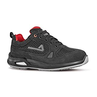 Aimont Men's Vigorex Argon Safety Trainers, Black, 10 UK 44 EU