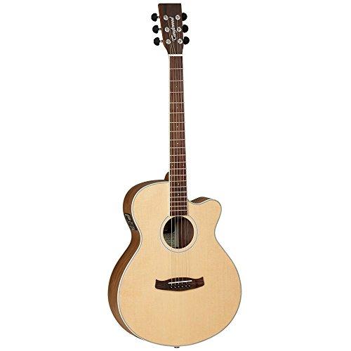 Tanglewood–DBT sfce BW–Guitarra electroacústica