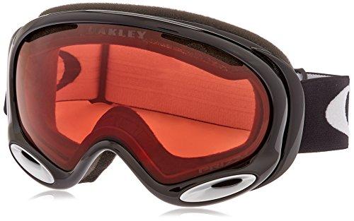 Oakley Unisex-Erwachsene A-Frame 2.0 704402 0 Sportbrille, Schwarz (Jet Black/Prizmrose), 99