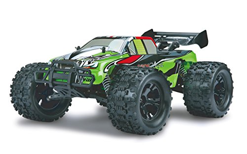 Akron Monstertruck 1:10 BL 4WD Lipo 2,4G- Allrad, Brushless, Akku, 60Kmh, Aluchassis, spritzwasserfest, Öldruckstoßdämpfer, Kugellager, Fahrwerk einstellbar, fahrfertig - 5