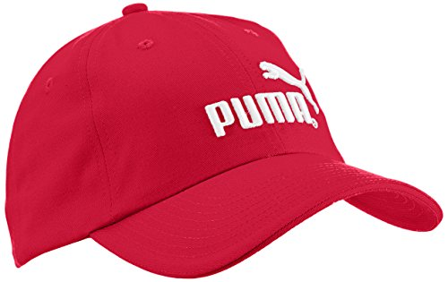 Puma Erwachsene Essential Cap, Virtual Pink-No1 Logo, One size, 832400 16