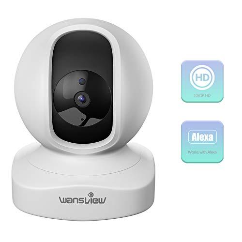 Youmeet WIFI Security Camera,CCTV Camera - 1080P Wireless Dome
