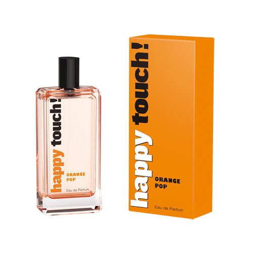 Happy Touch! Eau de Parfum Vaporisateur Orange Pop 50 ml