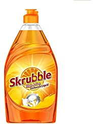 Skrubble High Action Dish Wash Liquid - 500 ml