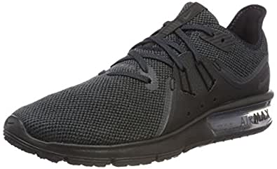 76f71eaf5f74a9 Nike Men s Air Max Sequent 3 Running Shoes  Amazon.co.uk  Shoes   Bags