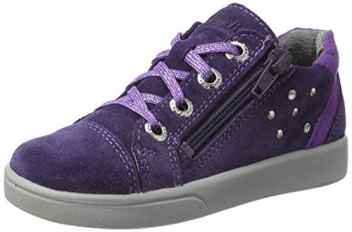 Superfit Mädchen Marley Sneaker Violett (raisin KOMBI)