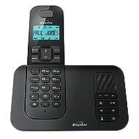 Binatone Vantage 6020 Single Dect Telephone with Answering Machine - Black
