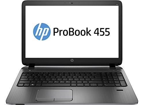 """HP ProBook 455 G2 1.8GHz A8-7100 15.6"""" 1366 x 768Pixels Argento"""