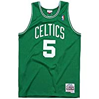Mitchell & Ness Swing Muñeco Jersey – Boston Celtics Kevin Garnett – NBA Baloncesto – Camiseta